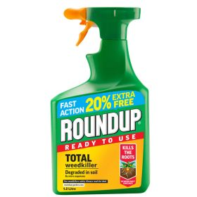 Roundup Fast Action - Ready to Use -  1 Litre + 20% Free