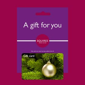 Squire's Gift Card - Christmas