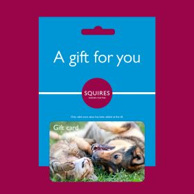 Squire's Gift Card - Pets & Aquatics